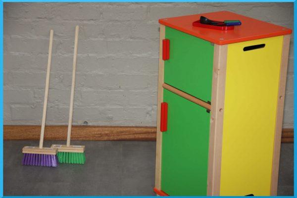 Sweep and Refridgerator